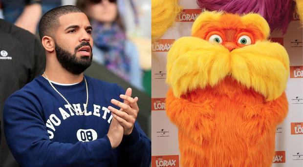 A musician has combined the music of Migos and Drake's Walk It Talk It with lyrics from Dr Seuss' There's A Wocket In My Pocket (Ian West/Mike Egerton/PA)