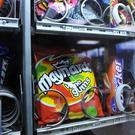 A vending machine (Ben Birchall/PA)