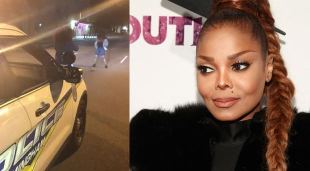 Lala D'Iore hoped to become a backing dancer for Janet Jackson with her audition video (Lala D'Iore/Andy Kropa/AP/PA)