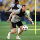 James Milner scored a screamer in training (Nick Potts/PA)