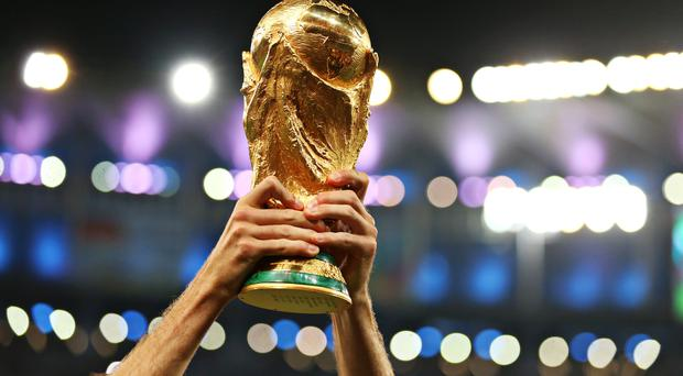 The 2022 World Cup will take place from November 21 to December 18 (stock picture)