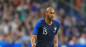 France and Roma midfielder Steven Nzonzi (Adam Davy/PA)