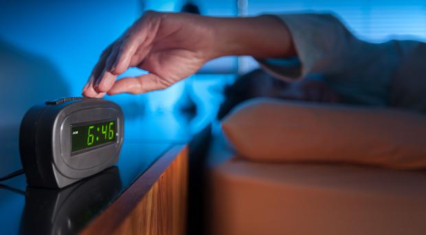 Telling yourself you'll just close your eyes for a few minutes when you've hit the snooze button is basically an extreme sport (Maudib/Getty Images)