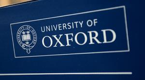 A general view of a sign for the University of Oxford – (Andrew Matthews/PA)