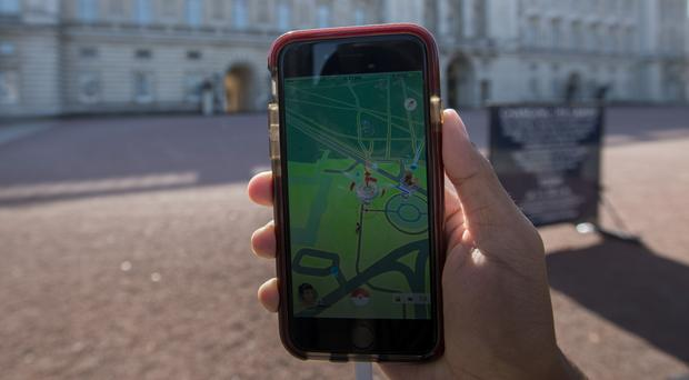 Pokemon Go was released in July 2016 (David Mirzoeff/PA)