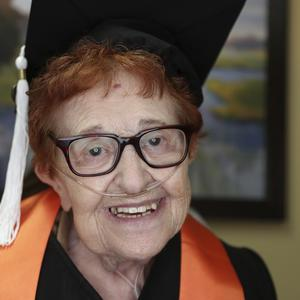 Janet Fein graduated from the University of Texas (LM Otero/AP)