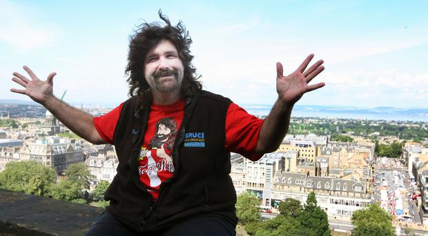 Mick Foley (David Cheskin/PA)