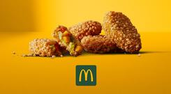 Vegetarian nuggets (McDonald's)