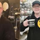 Amy Dunn was compared to Matt Lucas by a stranger off the street (Amy Dunn/Twitter @Amy_Is_Dunn)