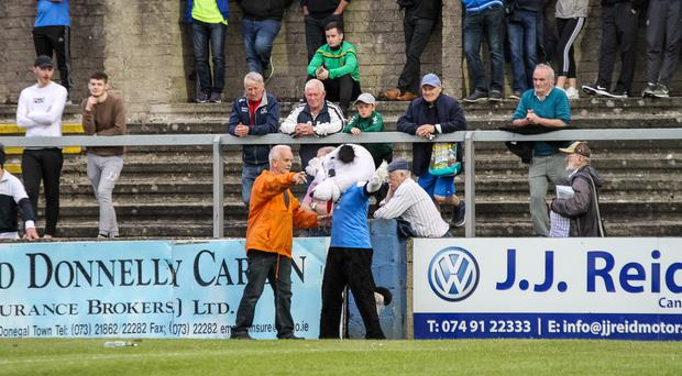 (Clare McCahill/Extra Time Photos)