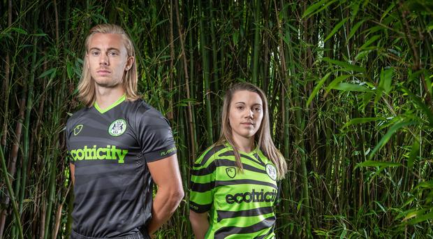 (Forest Green Rovers/PA)