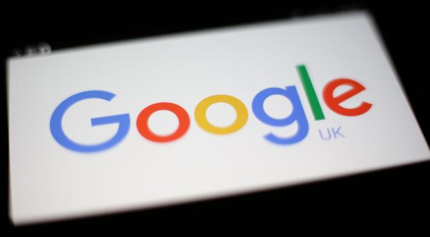 Google has rolled out seven hidden icons which appear alongside the standard knowledge panels on each Friends character (Yui Mok/PA)