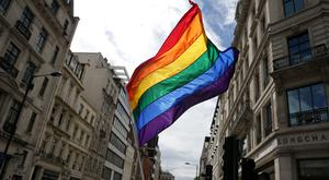 Coming Out Day is an annual celebration held on October 11 (Daniel Leal-Olivas/PA)