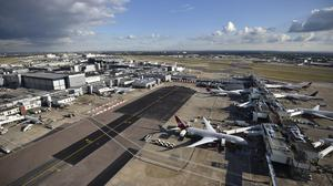 Plans for a third runway at Heathrow were given the go-ahead last year. (Hannah McKay/PA)
