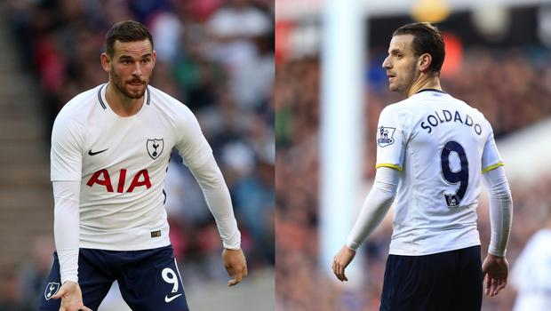 Can Soldado And Janssen Put Their Spurs Troubles Behind