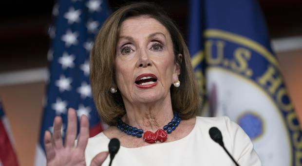Speaker of the House Nancy Pelosi (J Scott Applewhite/AP)