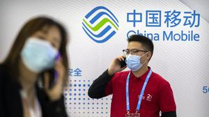 China Mobile was one of the firms targeted (AP)