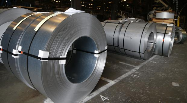 Aluminium and steel tariffs have been lifted from Canada and Mexico (AP Photo/Steve Helber, File)