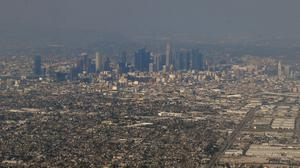 People in Los Angeles reported shaking (Anthony Devlin/PA)
