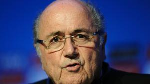 Fifa President Sepp Blatter had urged Iran to lift the ban on women spectators
