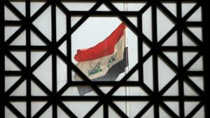 Rockets fell in Baghdad near the US Embassy on Tuesday (Lewis Whyld/PA)