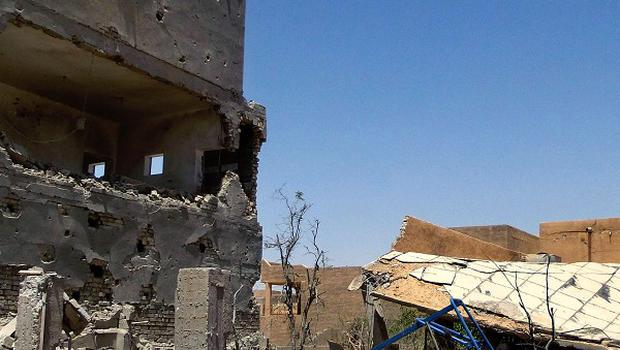 The nurses had been stranded in Tikrit