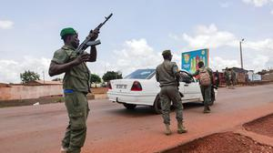 There has been recent political unease in Mali (AP Photo/Mohamed Salaha)
