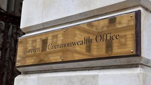 The Foreign Office confirmed that a British national has been killed in South Africa