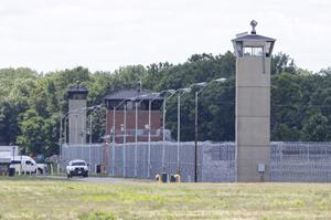 The federal prison in Terre Haute, Indiana (Michael Conroy/AP)