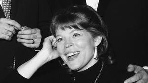 Anne Jackson has died at the age of 90 (AP)