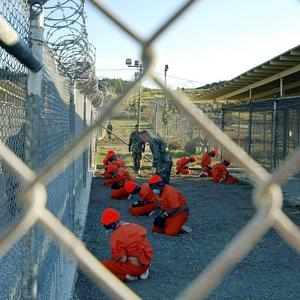 The US has not yet said how many of the 164 prisoners now at Guantanamo will be reviewed