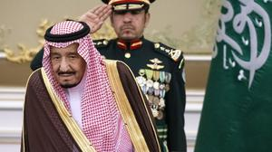The latest royal decree will spare the death penalty for at least six men from Saudi Arabia's minority Shiite community (Alexander Zemlianichenko/AP)