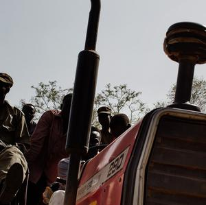A group of South Sudanese soldiers has been accused of attempting a coup