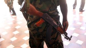 Somalia's security forces took control of the restaurant just before dawn