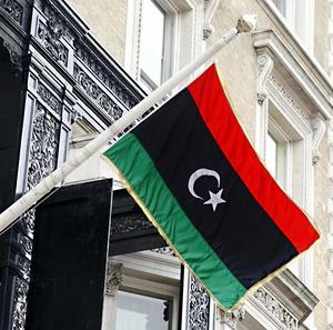 Attackers have targeted the Russian embassy in the Libyan capital Tripoli