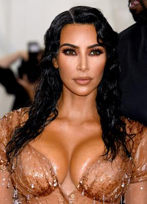 Kim Kardashian West was among those targeted (Jennifer Graylock/PA)
