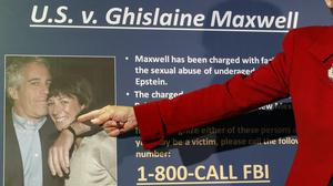 Audrey Strauss, Acting United States Attorney for the Southern District of New York, gestures as she speaks during a news conference to announce charges against Ghislaine Maxwell (John Minchillo/AP)