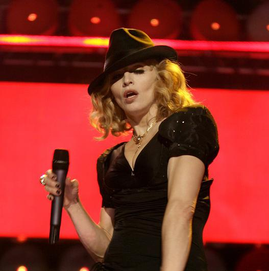 Madonna has said sorry for a racial slur she used on Instagram