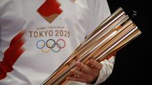 Organisers said the torch relay will also go ahead as planned (Thanassis Stavrakis/AP)