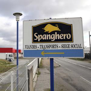 Spanghero head Barthelemy Aguerre said his company was innocent in the horse meat scandal (AP)