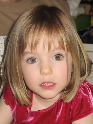 Madeleine McCann was three when she went missing in 2007 (PA)