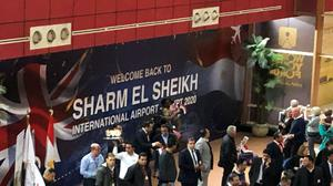 Sharm el-Sheikh airport will again open to international tourists (Mark Wray/PA)