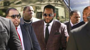 Singer R Kelly is currently detained (AP Photo/Amr Alfiky, File)