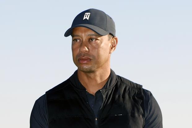 Tiger Woods is recovering from several operations (Ryan Kang/AP)