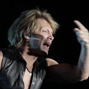 Jon Bon Jovi and his band have waived their fee for a concert in Madrid (AP)