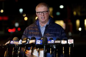 Wauwatosa Police chief Barry Weber (Nam Y Huh/AP)