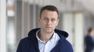 Russian opposition leader Alexei Navalny was released from jail last week after serving 25 days for organising a wave of protests (AP)