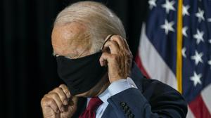 Democratic presidential candidate Joe Biden (AP/Carolyn Kaster)