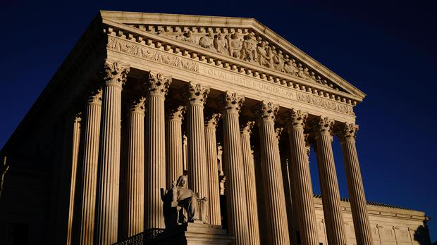 The US Supreme Court (J. Scott Applewhite/AP)