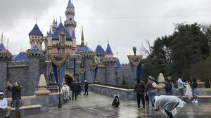 Disney is postponing the mid-July reopening of its Southern California theme parks until it receives guidelines from the state. (Amy Taxin/AP)